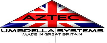Aztec Umbrella Systems Ltd: Exhibiting at Hotel 360 Expo