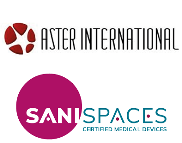 Aster International: Exhibiting at the Hotel 360